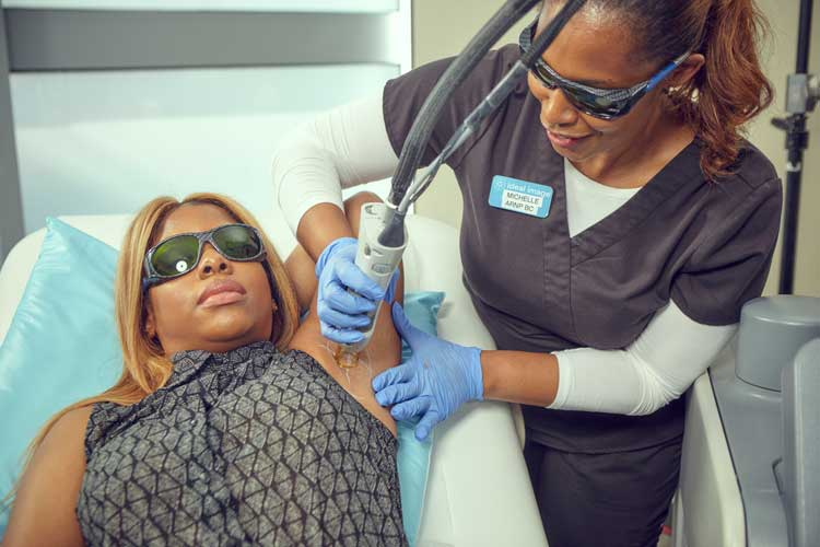 Laser Hair Removal Myths Debunked Ideal Image Medspa