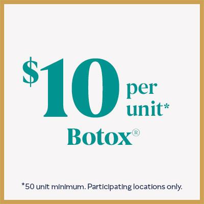 Botox Offer