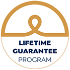 Lifetime Guarantee Program